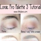 Taupe make-up tutorial